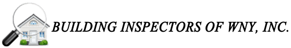 Building Inspectors of WNY Inc. Logo